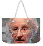 Noam Chomsky Portrait 1059 Weekender Tote Bag