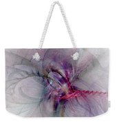 Nobility Of Spirit - Fractal Art Weekender Tote Bag