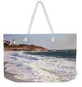 Nobska Point Seascape Weekender Tote Bag