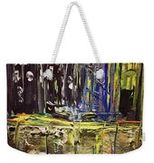 Noche Oscuro Weekender Tote Bag