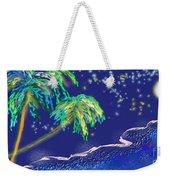 Noche Tropical Weekender Tote Bag