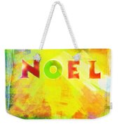 Noel Weekender Tote Bag by Jocelyn Friis