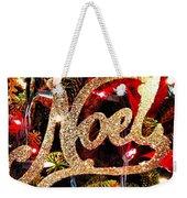 Noel Ornament Weekender Tote Bag
