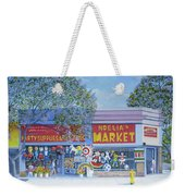 Noelia's Market Weekender Tote Bag