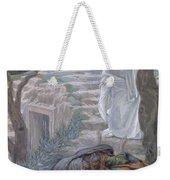 Noli Me Tangere Weekender Tote Bag by Tissot