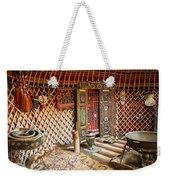Nomad Yurt Weekender Tote Bag