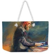 Non Stop Business Weekender Tote Bag
