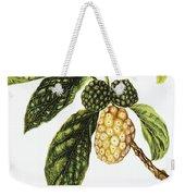 Noni Fruit Art Weekender Tote Bag