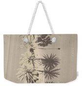 Noon Palms Weekender Tote Bag