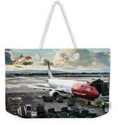 Norwegian Jet Weekender Tote Bag