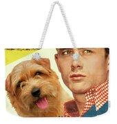 Norfolk Terrier Art Canvas Print - East Of Eden Movie Poster Weekender Tote Bag
