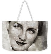 Norma Shearer, Actress Weekender Tote Bag