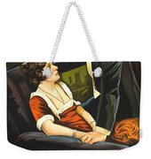 Norma Talmadge In The Probation Wife 1919 Weekender Tote Bag