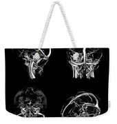Normal Intracranial Venous System, 3d Ct Weekender Tote Bag