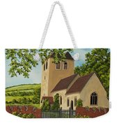 Norman Church In Fingest Weekender Tote Bag