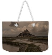 Normandy Clouds Weekender Tote Bag