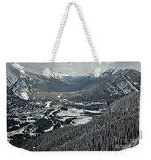 Norquay Banff Town Views Weekender Tote Bag