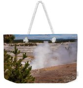 Norris Geyser Basin One Weekender Tote Bag