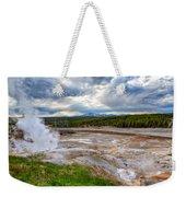 Norris Geyser Basin Weekender Tote Bag