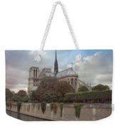 Norte Dame De Paris Weekender Tote Bag