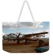 North American B-25 Mitchell Weekender Tote Bag