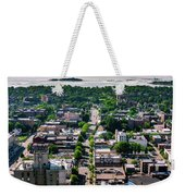 North Ave New Rochelle Weekender Tote Bag