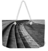 North Beach, Heacham, Norfolk, England Weekender Tote Bag by John Edwards