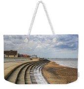 North Beach Heacham Norfolk Weekender Tote Bag