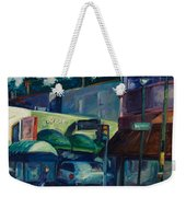 North Beach Weekender Tote Bag
