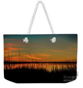 North Bridge Park Sunset Weekender Tote Bag