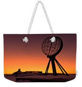 North Cape Norway At The Northernmost Point Of Europe Weekender Tote Bag