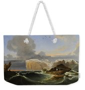 North Cape Weekender Tote Bag
