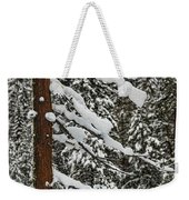 North Cascades Forest Weekender Tote Bag