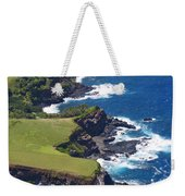 North Coast Of Maui Weekender Tote Bag