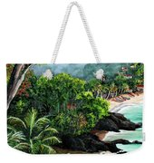 North Coast Tobago Weekender Tote Bag