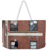 North End, Boston, Massachusetts  -91859 Weekender Tote Bag by John Bald