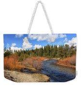 North Fork Deer Creek Weekender Tote Bag