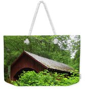 North Fork Yachats Bridge 1 Weekender Tote Bag