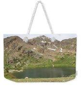 North Halfmoon Lake 2 Weekender Tote Bag