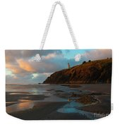 North Head Light Reflections Weekender Tote Bag