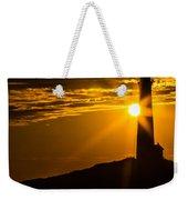 North Light Sunflare Weekender Tote Bag