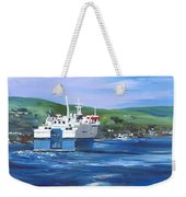 North Link - Stromness Weekender Tote Bag