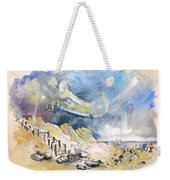 North Of France 03 - The Coast Weekender Tote Bag