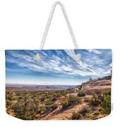 North Of Moab Weekender Tote Bag