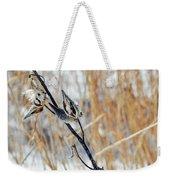 North Pond Prairie Grass Weekender Tote Bag