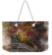 North Rim Of The Grand Canyon Weekender Tote Bag