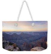 North Rim Sunrise 2 - Grand Canyon National Park - Arizona Weekender Tote Bag
