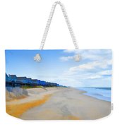 North Sea Beach 3 Weekender Tote Bag