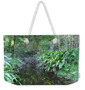 North Shore Forest Glade Weekender Tote Bag