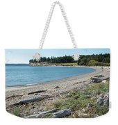 North Shore Of Penn Cove Weekender Tote Bag